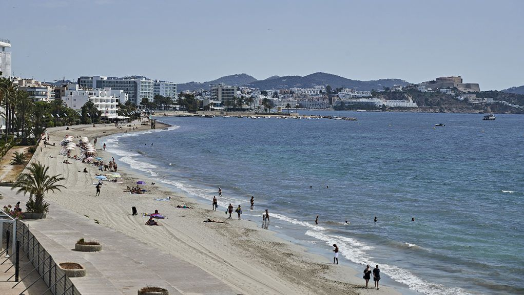 Ibiza: Balearic Islands have been removed from Scotland's green international travel list.