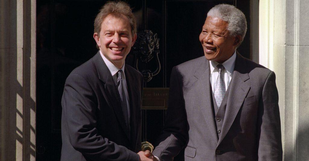Downing Street officials warned Blair ahead of the 1997 summit in Edinburgh.