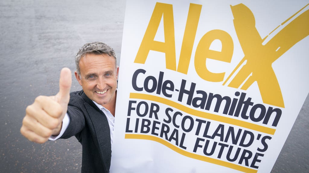 The Scottish Lib Dems lost one seat in May's Holyrood election.