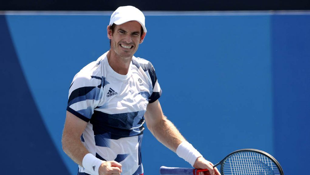 Andy Murray has withdrawn from the men's singles event at the Olympics.