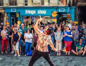 Fringe Festival.