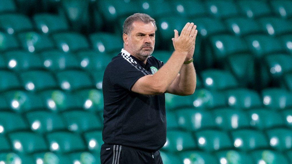 Postecoglou says Celtic will be much better in the return leg.