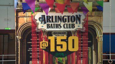 Arlington Baths Club celebrates 150 years.