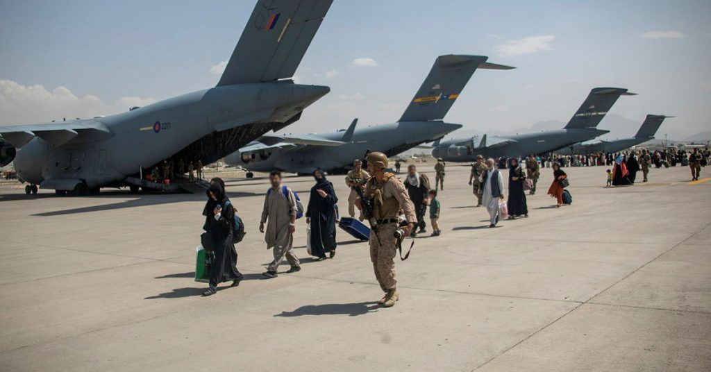 11, 474 people have been evacuated by the UK since 13 August - 6946 of those people are Afghan Relocation and Assistance Policy claimants
