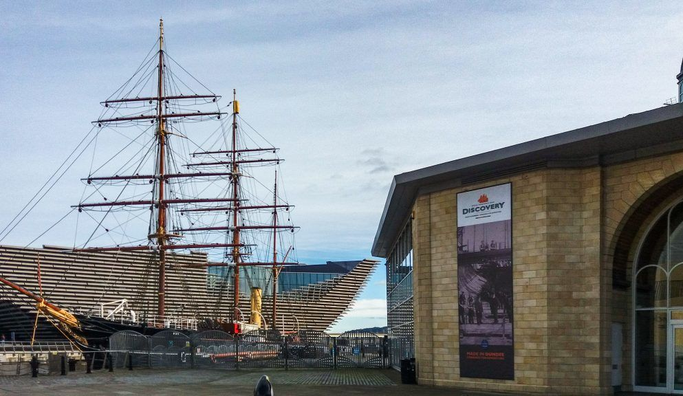 Fund: Dundee museum given multi-million pound cash boost.