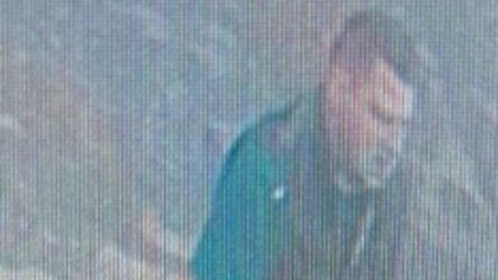 A CCTV image has been released by police.