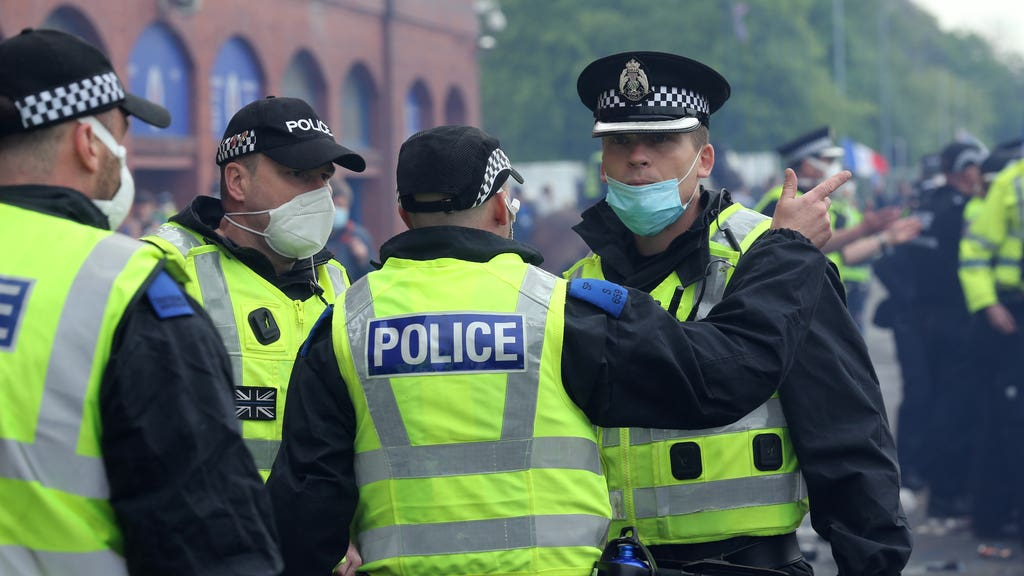 """The review indicated that Police Scotland's approach to """"engage, explain, encourage and enforce"""" has been successful."""