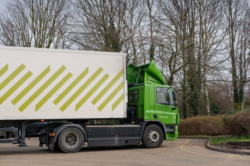 Shortage: All LGV drivers employed by John Lewis and Waitrose will receive a pay rise.