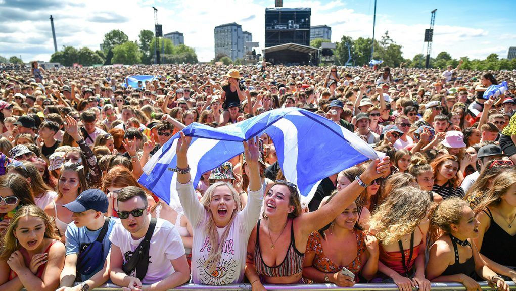 TRNSMT takes place on Glasgow Green from September 10-12.
