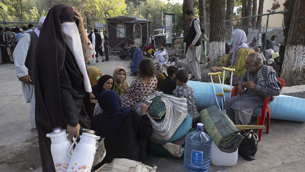 Afghanistan: International community 'must fully fund aid response'.