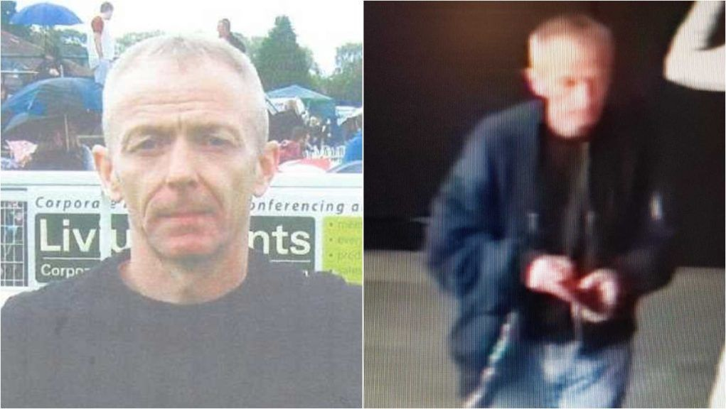 Manhunt: Police are treating the death of Mark Barrott's wife as murder.