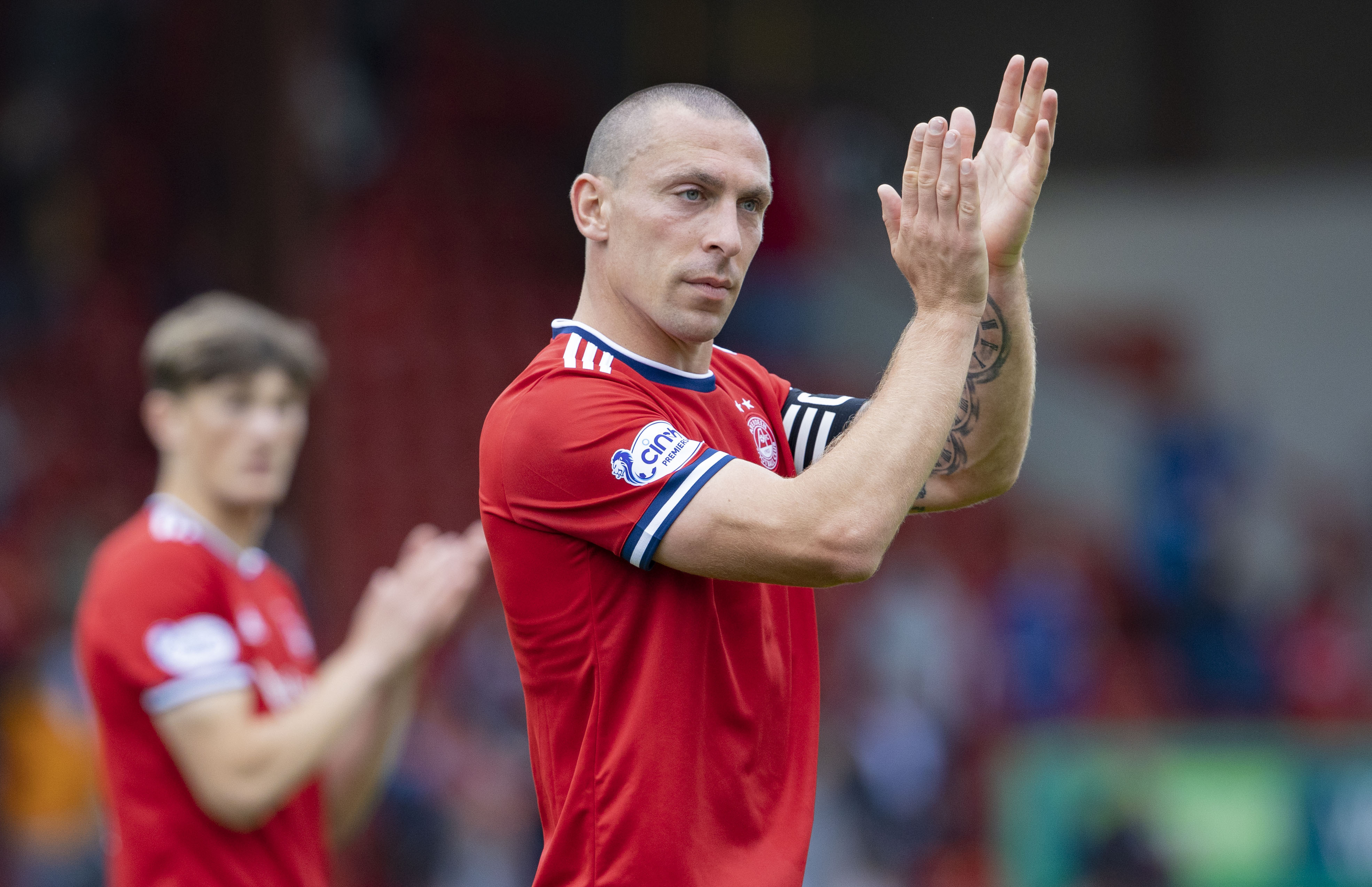 Brown: Winning start for new captain.