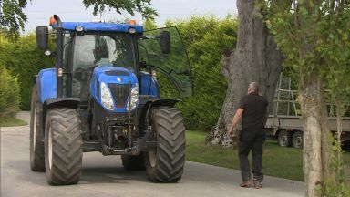 Farmers are working with police to crack down on rural crime.