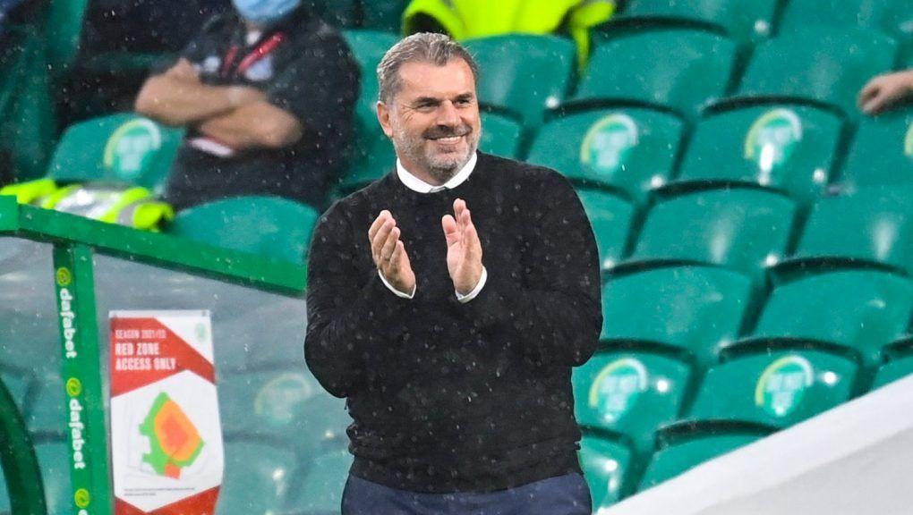 Postecoglou saw his side thump Dundee 6-0.