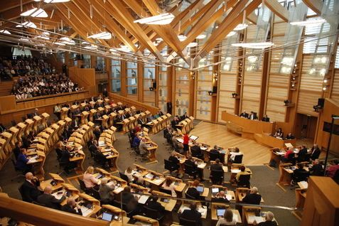 Patrick Harvie and Lorna Slater have been named as ministers.