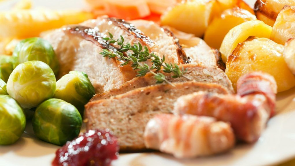 UK supermarkets could see food shortages at Christmas due to supply issues.