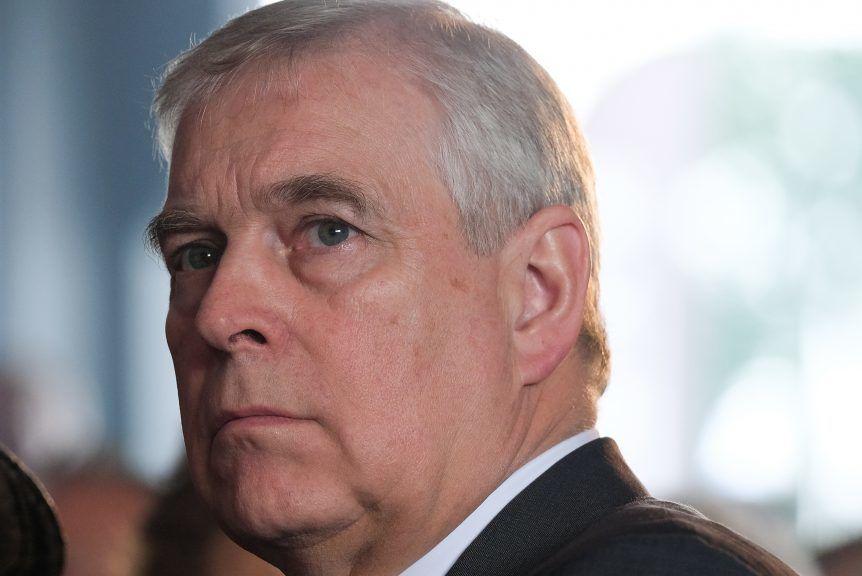 Duke of York: Facing sexual assault claims.