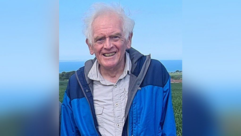 Missing: Paul Johnson was last seen on Wednesday, September 15.