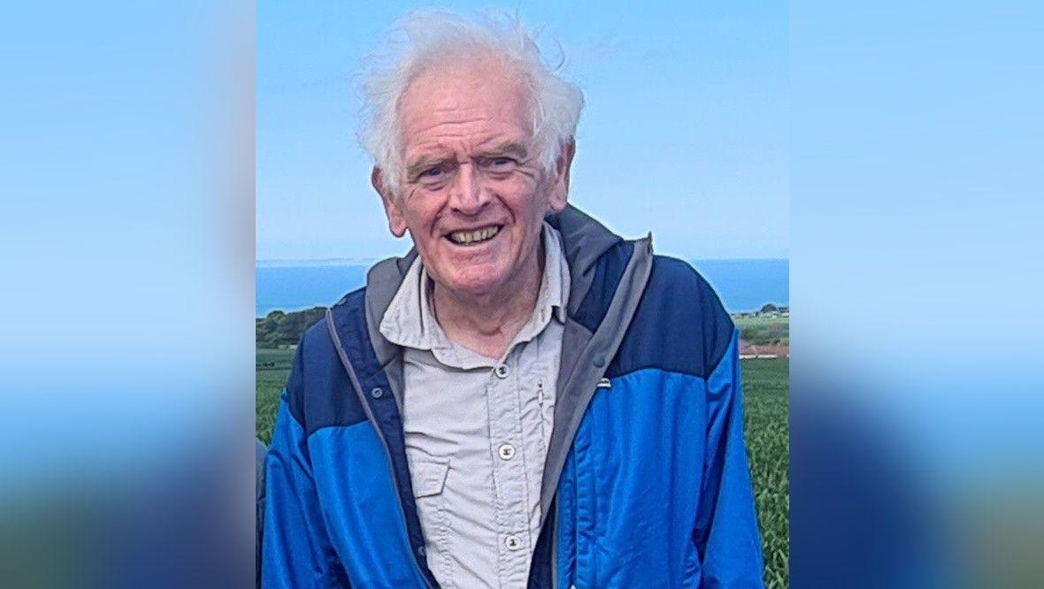 Missing man Paul Johnson.