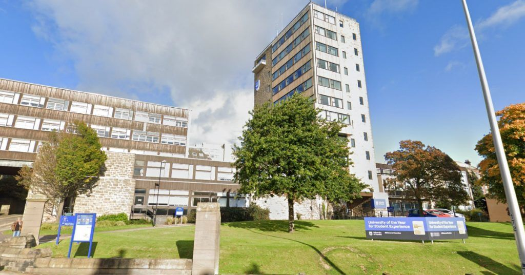 The University of Dundee Superannuation Scheme has a current deficit of around £55m.