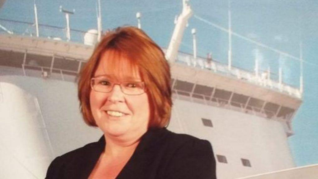 Named: Margaret McCarron was struck by a van.