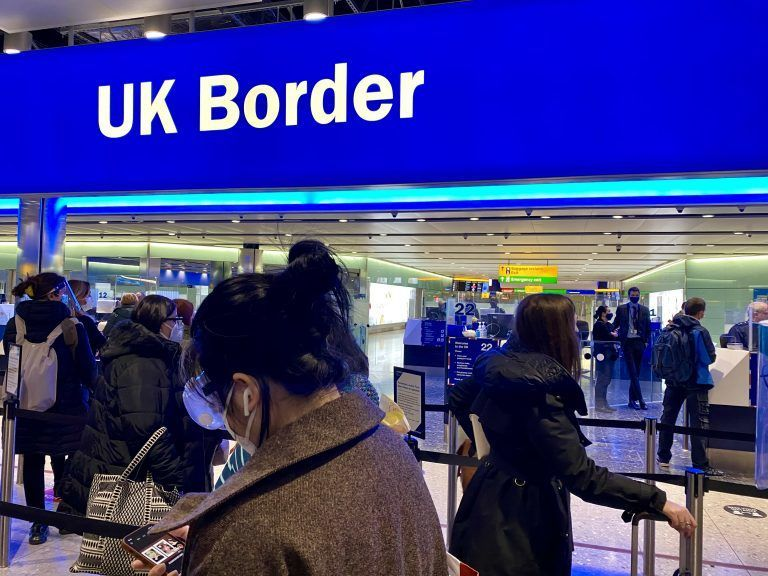 The UK Government has been told it 'needs to urgently address the immigration challenges'.