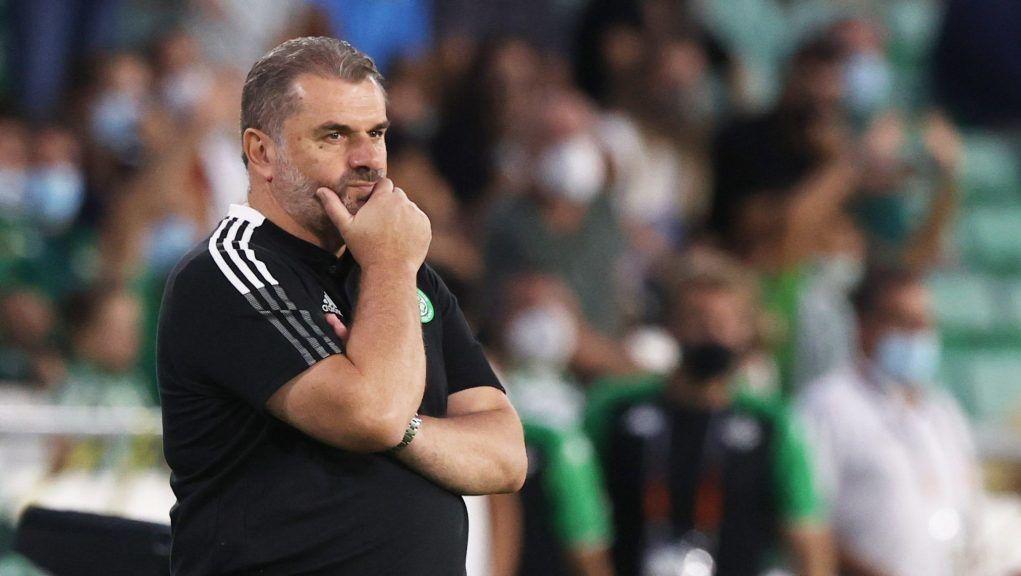 Postecoglou: Celtic sitting sixth in Premiership.