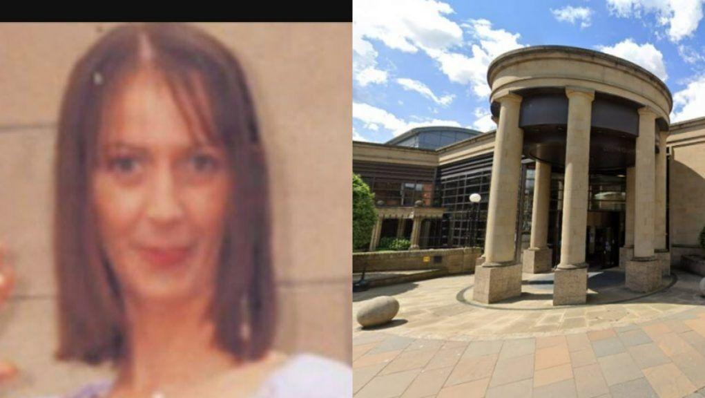 Trial: Pensioner accused of murdering Patricia Henry.