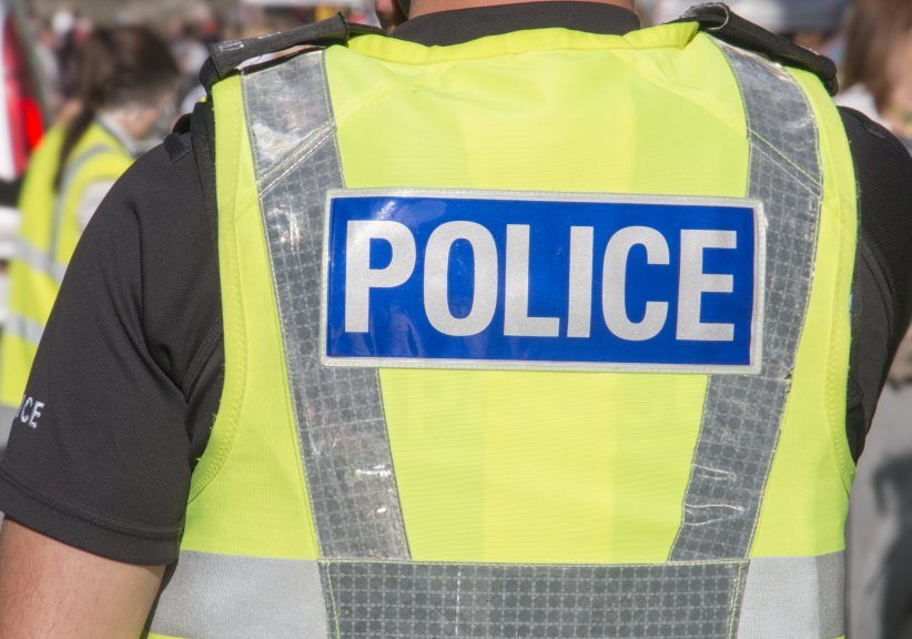Police have urged anyone with information about the incident to contact them.
