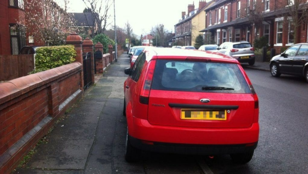 Fife Council is planning to delegate responsibility for pavement parking to each local area