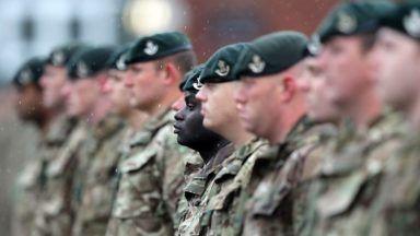Military, PA Ready.