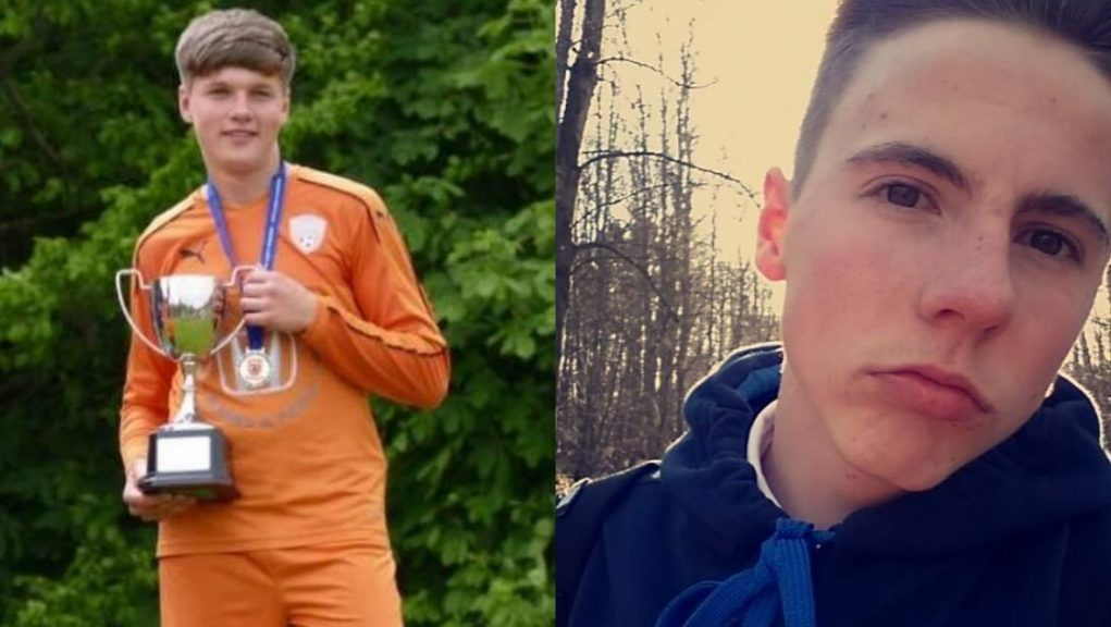 Tragedy: Ethan King and Connor Aird died following the crash in 2018.