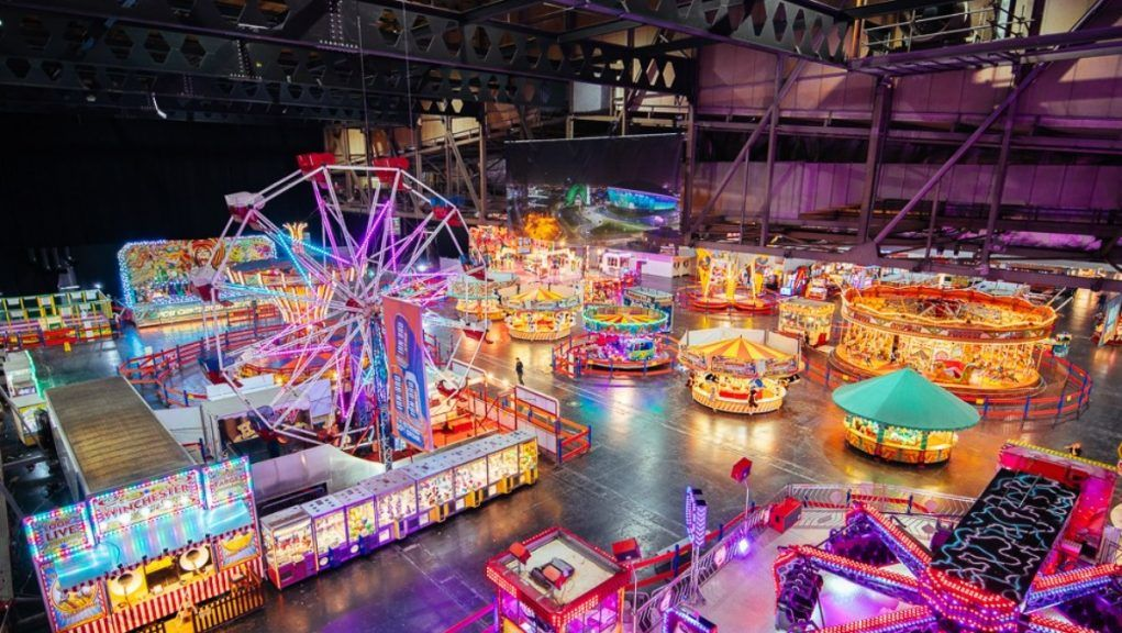 Irn-Bru Carnival: The popular event is returning this Christmas.