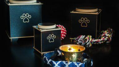 Crematorium for pets.