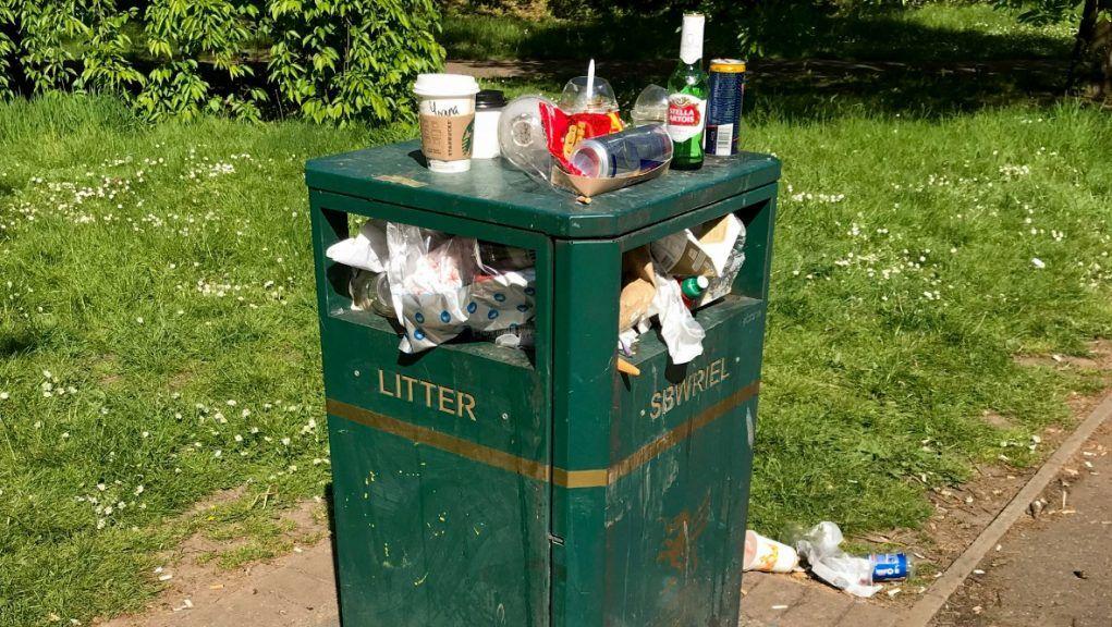 Rubbish: Keep Scotland Beautiful rated Glasgow cleaner than Edinburgh.