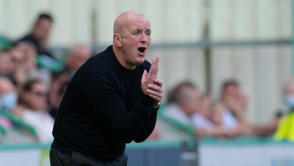 Martindale doesn't think Celtic will enjoy playing on the plastic surface at Livingston.