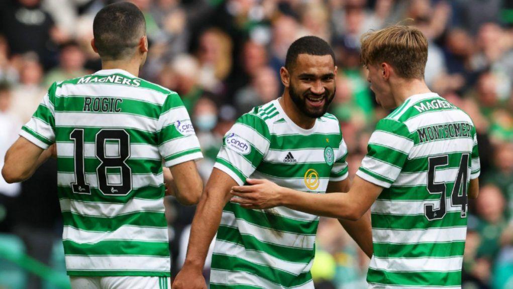 Carter-Vickers: Debut goal for defender.