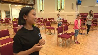 Choirs across Scotland can now meet and rehearse together.