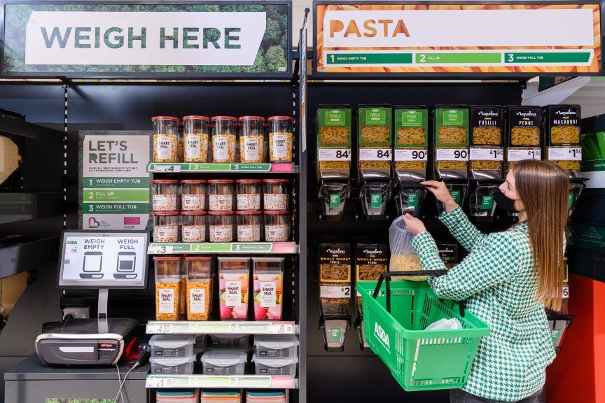 Asda has said that all unpackaged products will be the same price or cheaper than their packaged equivalents.