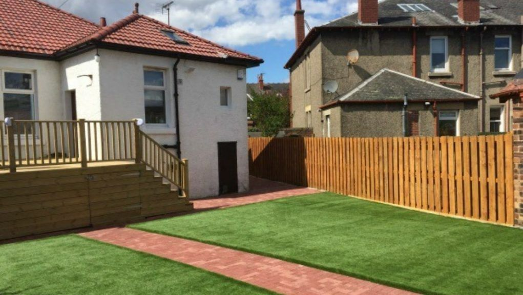 Glasgow: A resident has lost a fight to keep her decking.