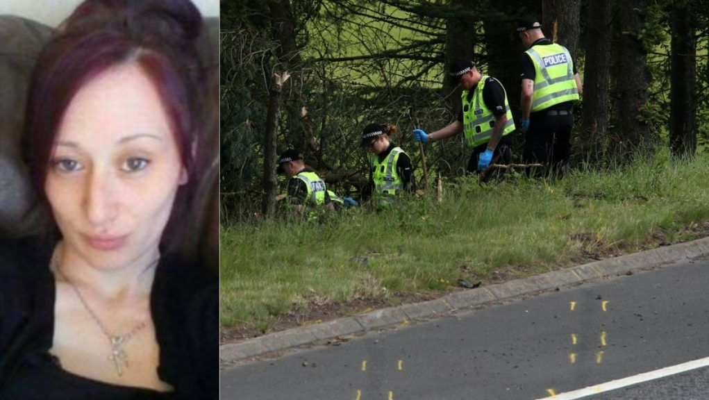 Police: Lamara Bell died following a crash on the M9 in July 2015.