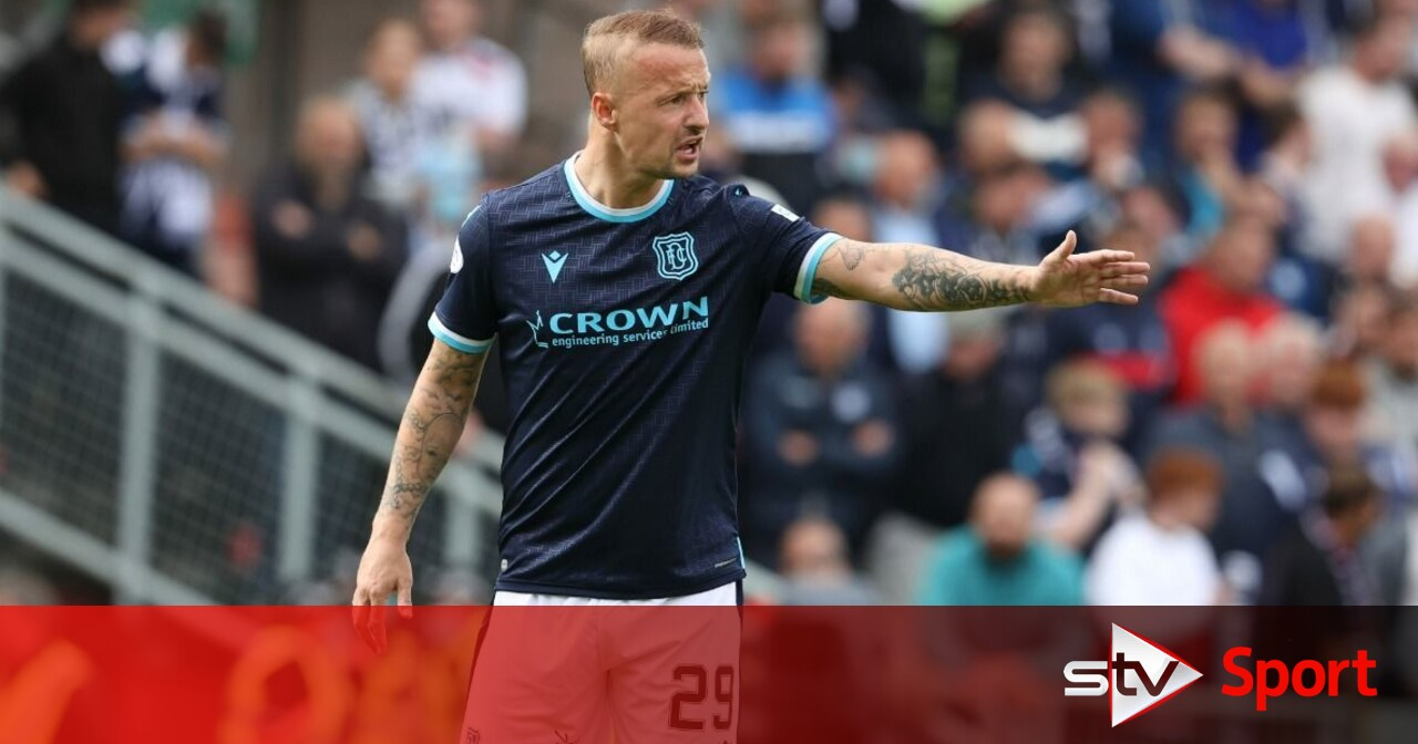 Leigh Griffiths included in Dundee squad for visit of Rangers