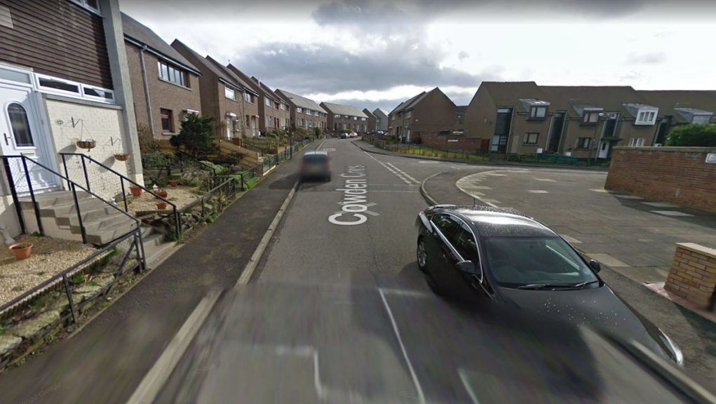 Man was found seriously injured on street in Midlothian.