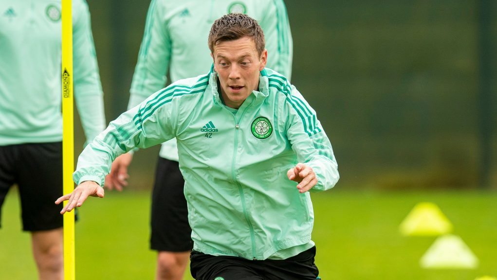 McGregor won't lead Celtic out for their Europa League group stage opener.