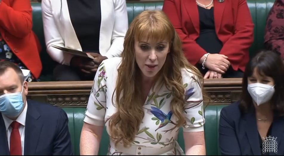 UK Government minister Amanda Milling described the Labour MP's remarks as 'shocking'.