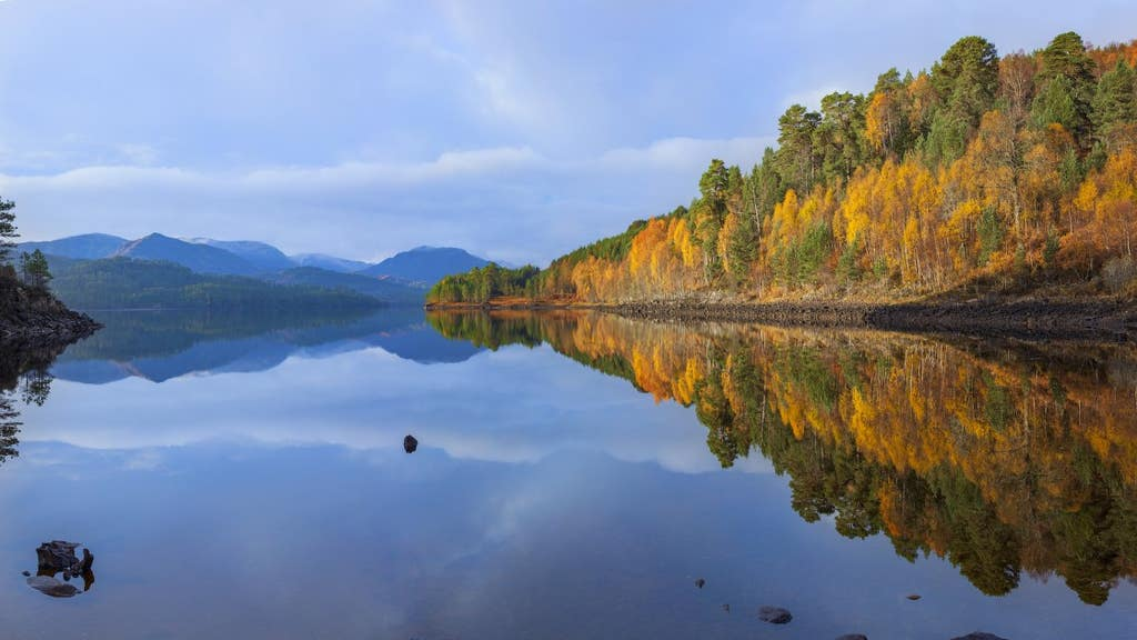 The project would cover Glen Affric.
