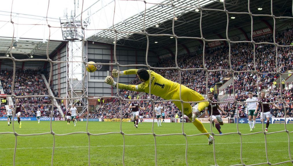 Gordon: Scotland number one was in fine form.
