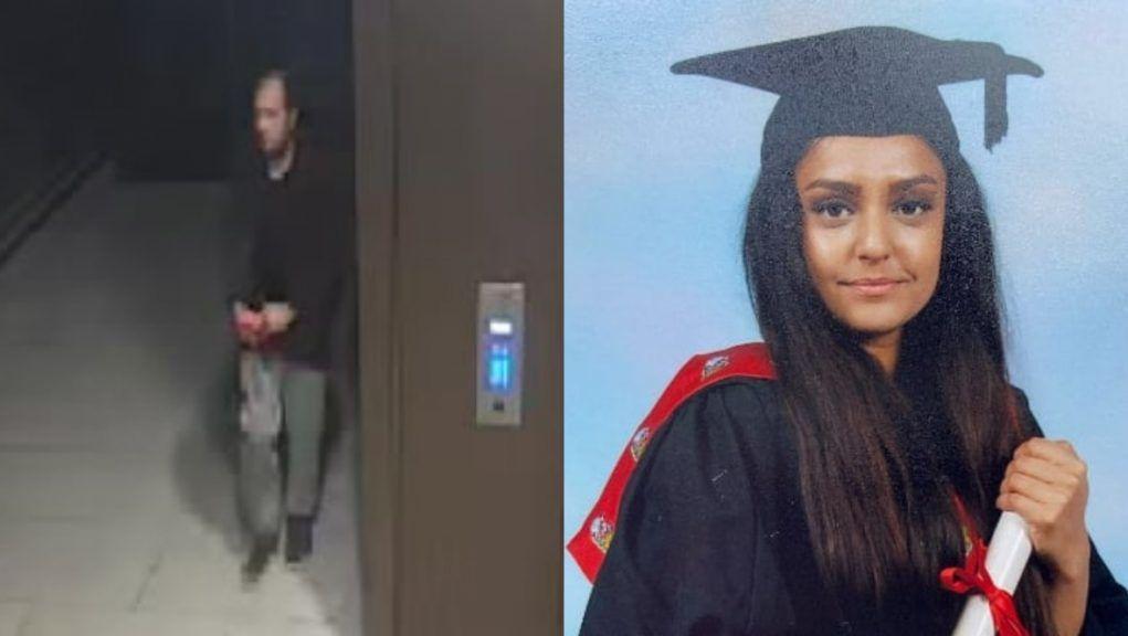 Murder probe: Primary school teacher Sabina Nessa was killed in London.