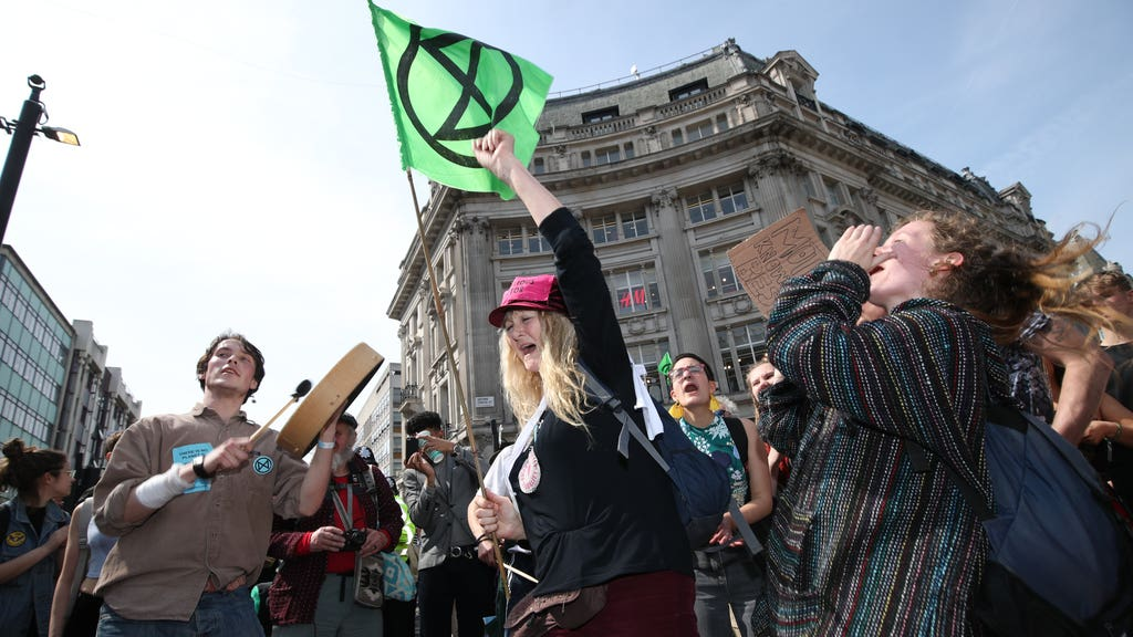 Campaigners: Will take to Glasgow's streets during Cop26.