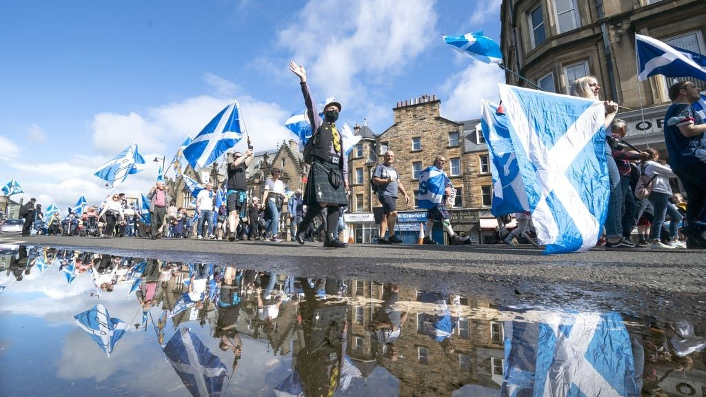 SNP members have backed plans for another referendum in the first half of the current parliamentary term, when the coronavirus pandemic is over.